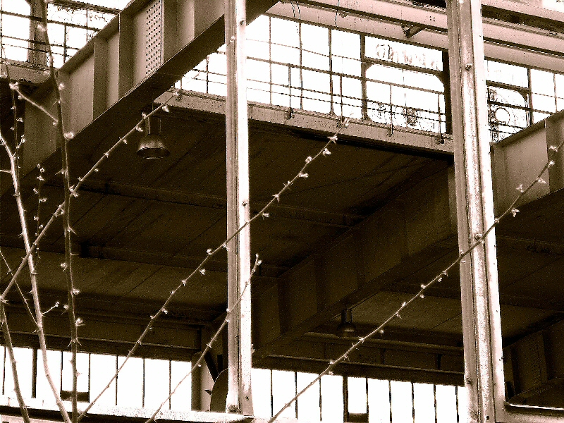 Alte Hallen 2 Von außen betrachtet
