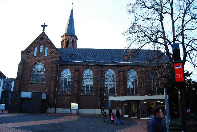 St. Jakobus Kirche, Hilden Mitte