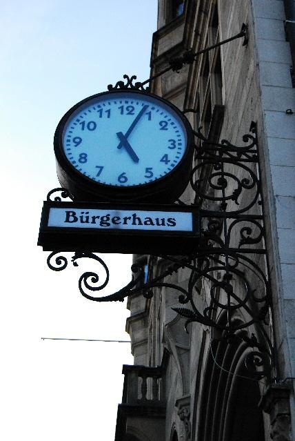 Bürgerhaus, Mittelstrasse, Hilden