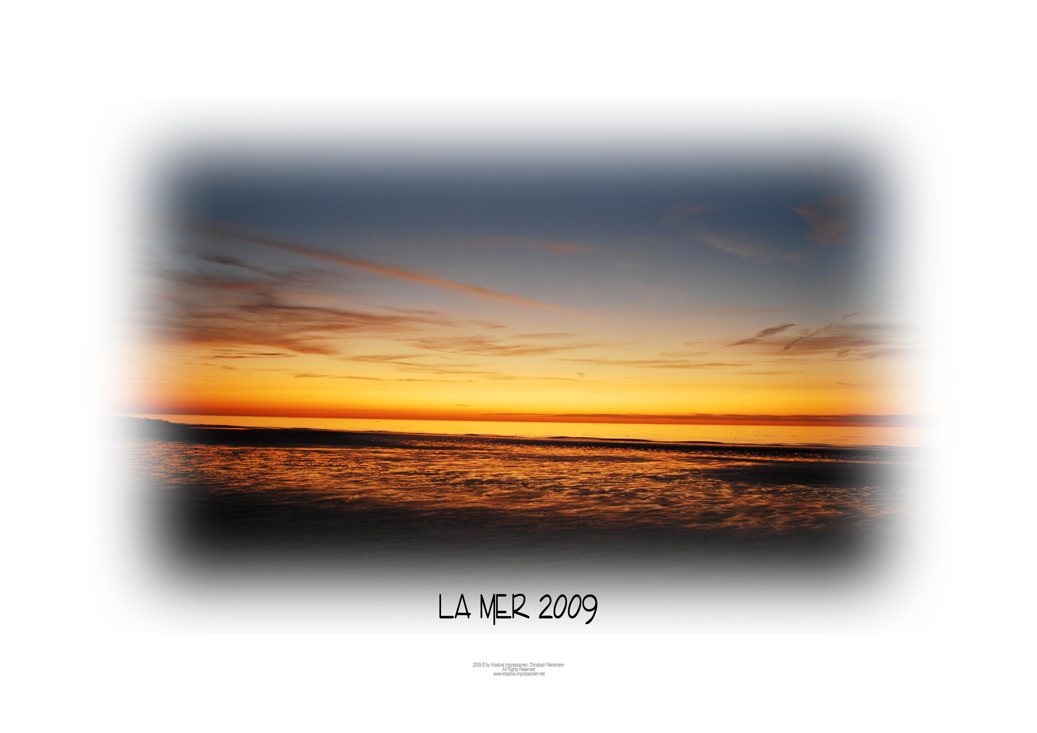La Mer 2 2009